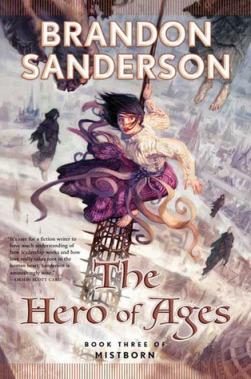 Hero of Ages - Brandon Sanderson
