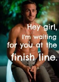 Ryan Gosling Running Motivation
