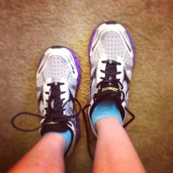 Running Shoes; Bad Run