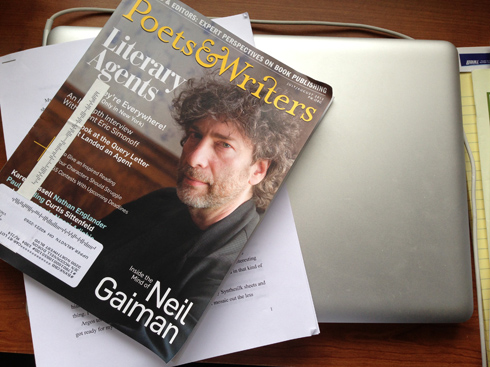 neil gaiman poets and writers