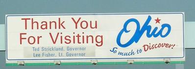 leaving Ohio